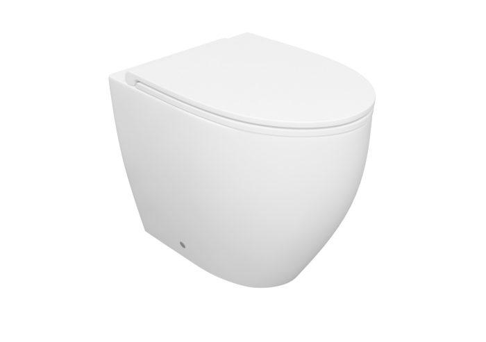 Toilet Floor Standing saniterra