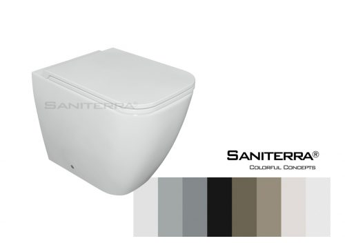 232011-Floor Standing Toilet Tuscano-Colorful