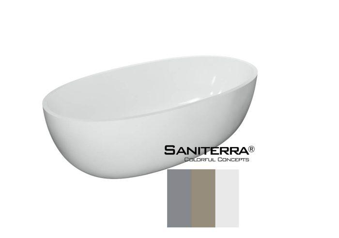42101117087-Bathtub Free Standing Milano