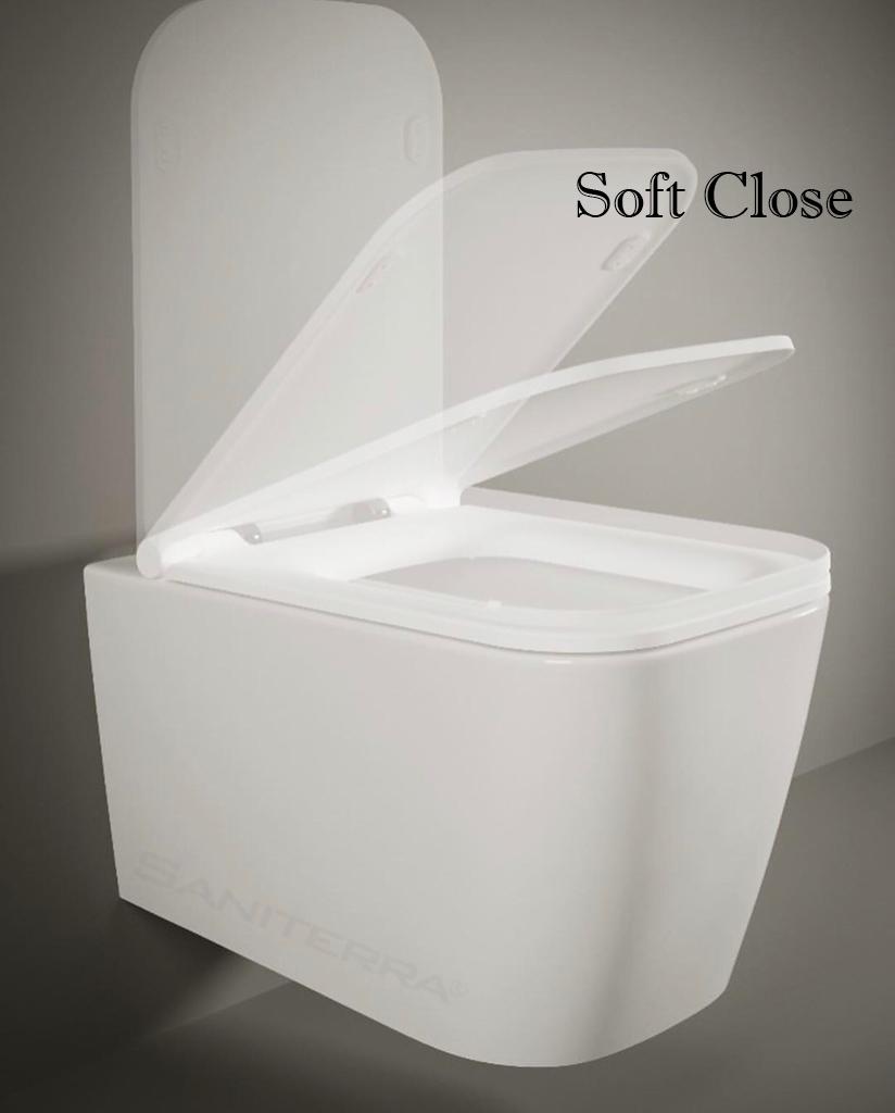 soft close seat & covar