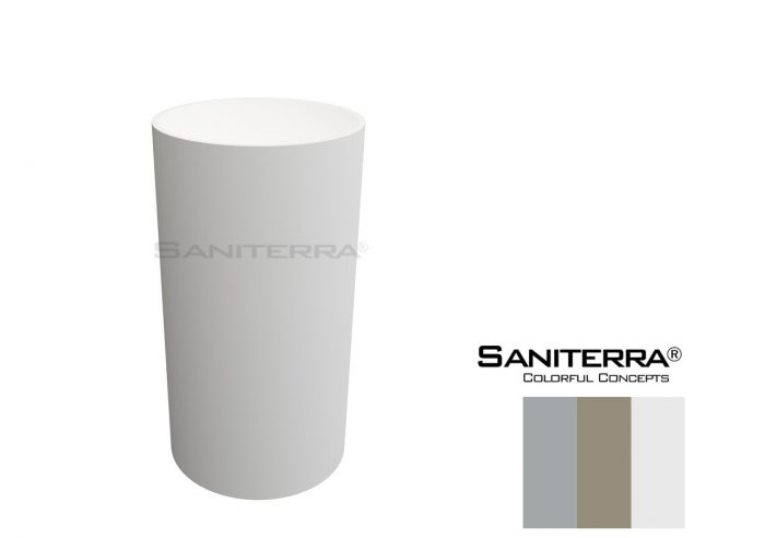 SOLID SURFACE Wash bowl free standin saniterra