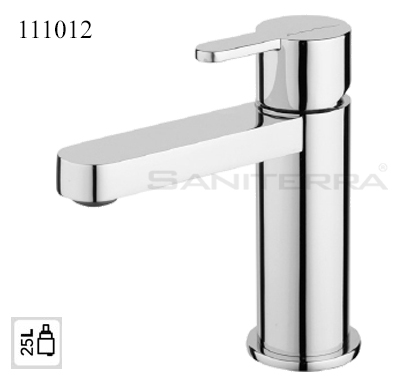 111012-Single Lever Basin Mixer Milano Braca