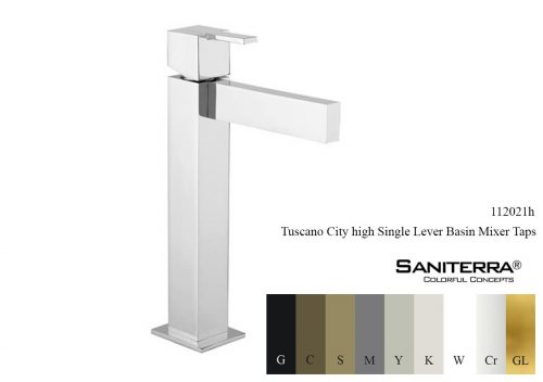 112021h-high washbasin mixer taps city