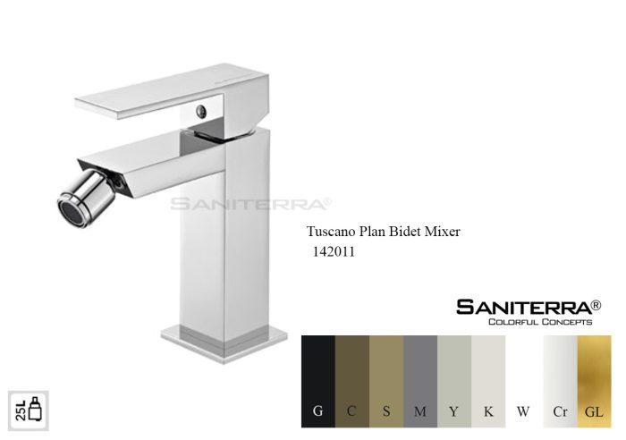 142011-Bidet Mixer faucet Plan