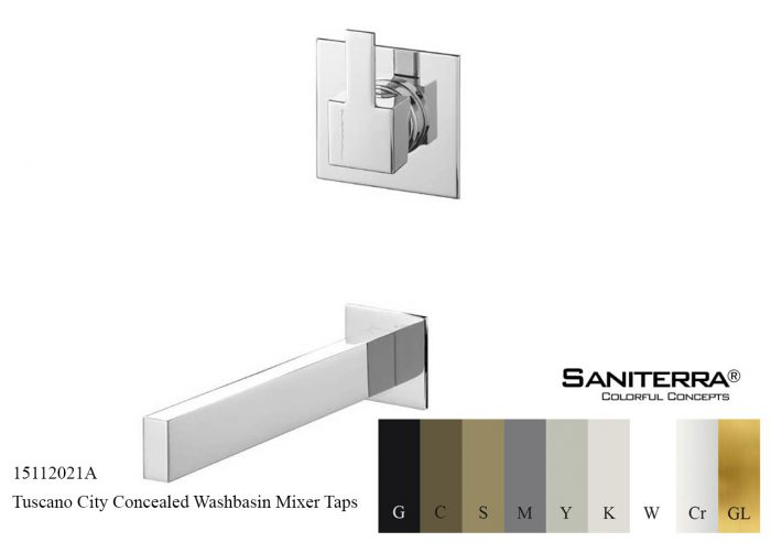 15112021A-concealed washbasin faucet City