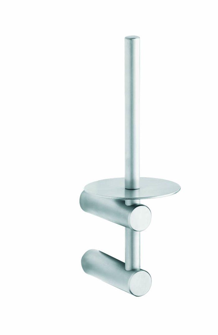 54101210-brass spare roll holder braca