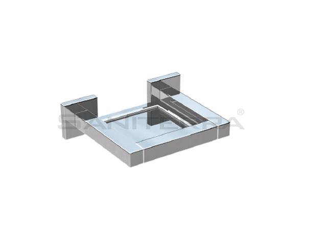 54201112-brass soap dish wall mounted plan