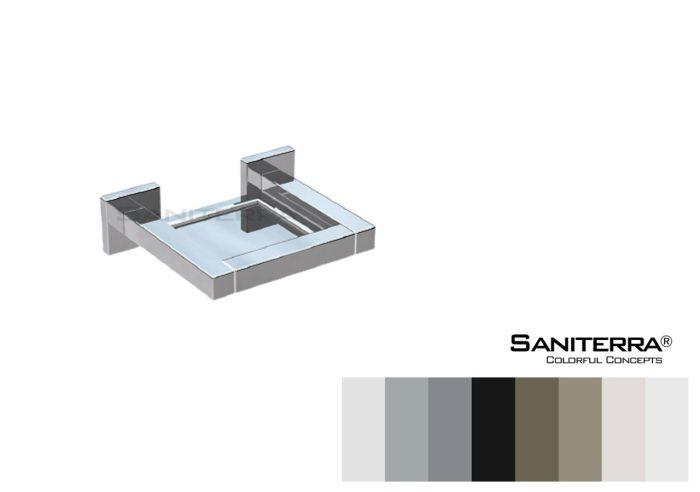 #54201112-brass soap dish wall mounted plan