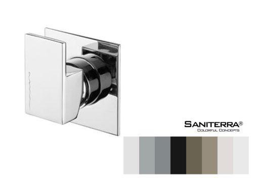 15122011-concealed 1 way shower mixer valve plan