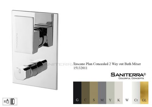 15132011-concealed 2 way bath mixer valve plan