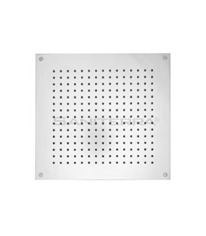 156201100X-concealed St. Steel shower head plan