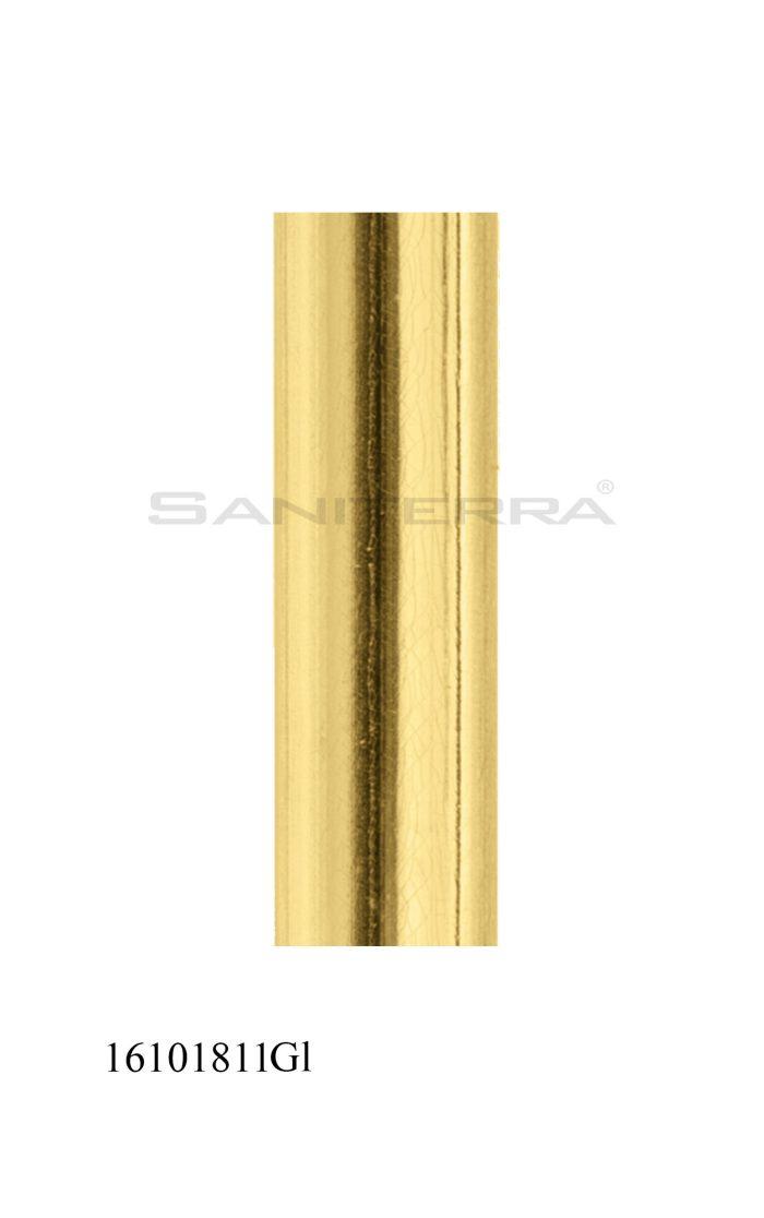 16101811Gl- bath/shower hose milano classica