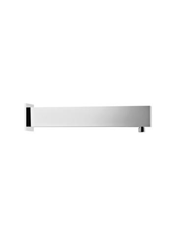 16202101-brass rectangular WALL SHOWER ARM city