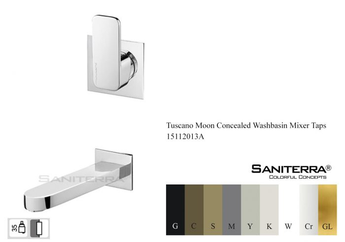 15112013A-concealed washbasin mixer tap Moon