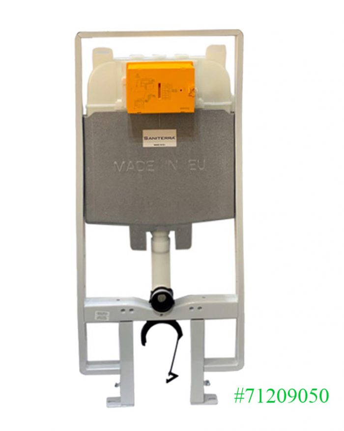 71209050- Concealed Cistern WM Toilet