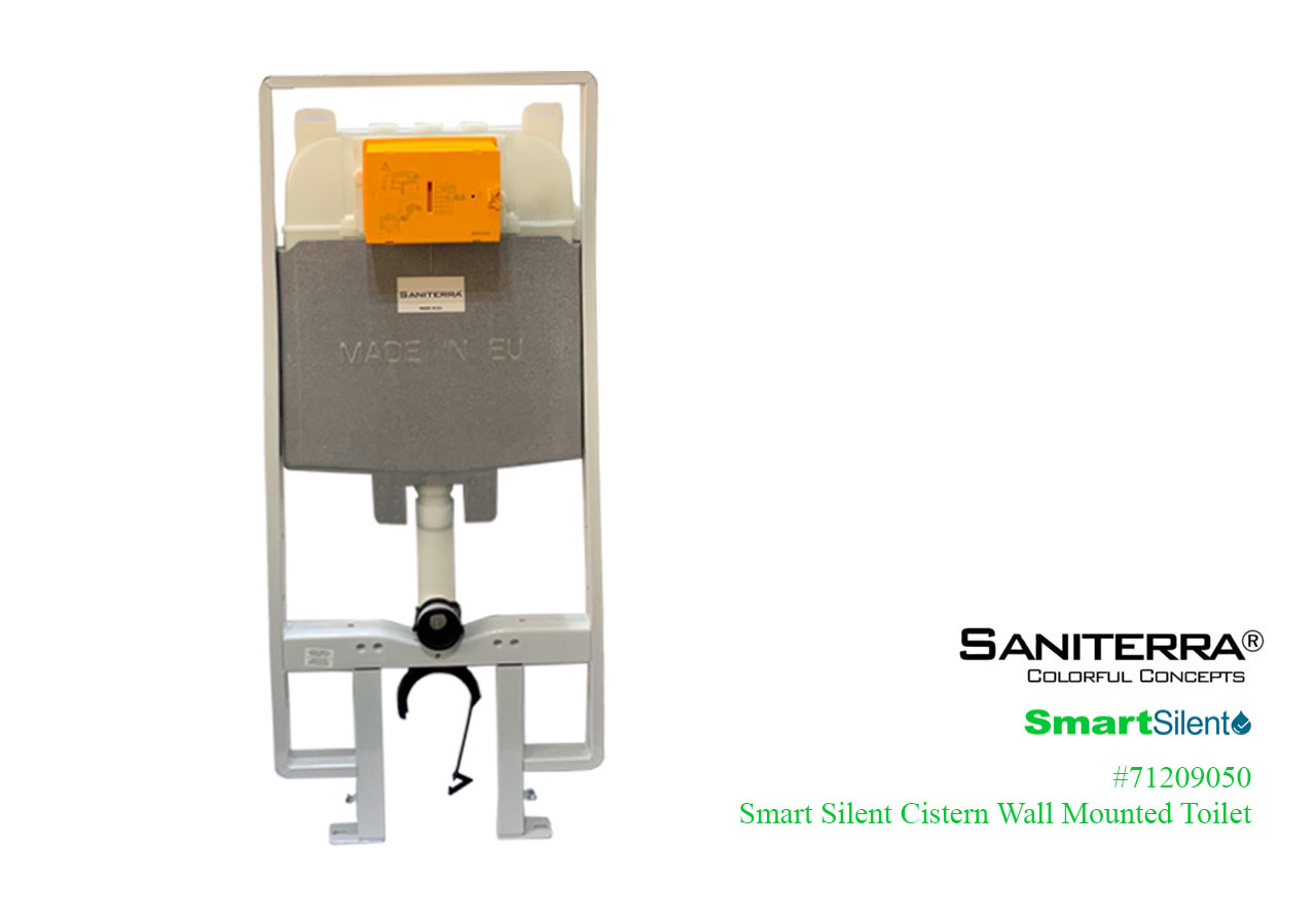 #71209050-Smart Silent Concealed Cistern WM Toilet