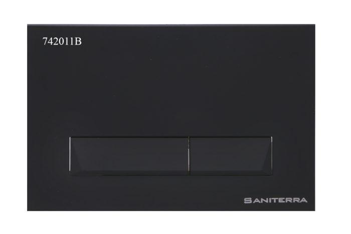 742011B- Control Panel Dual Flush