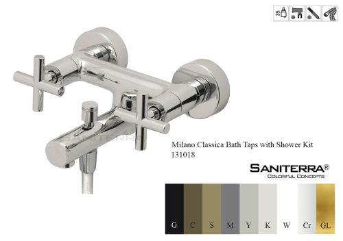 131018-Bath faucet milano classica