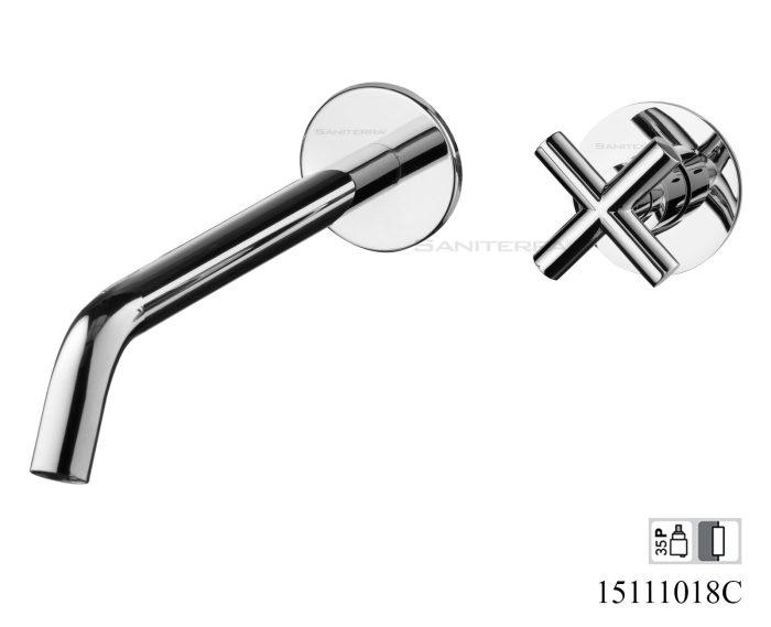 15111018C-Concealed wash basin mixer Classica