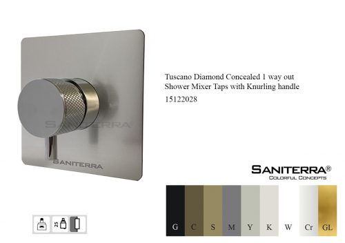 15122028-concealed shower taps tuscano diamond