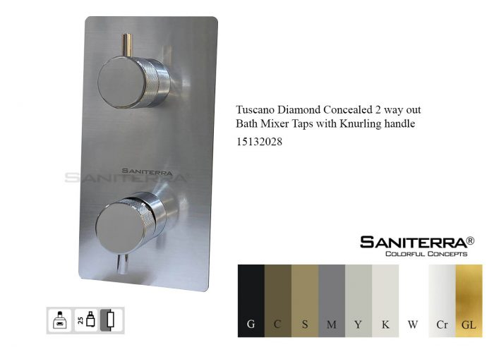 15132028-concealed bath mixer taps tuscano diamond