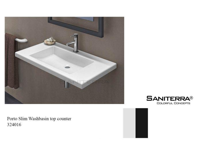 324016-washbasin top counter porto slim