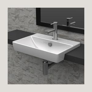 Semi Counter Washbasin